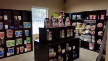 AZEAH Mesa Office- Exotic Pet Food Selection