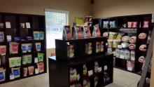 AZEAH Mesa Office- Exotic Pet Food Selection